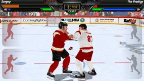 Спортивные драки Hockey Fight
