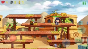 Игра Little Gunfight