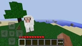 Постройте свой мир в Minecraft Pocket Edition