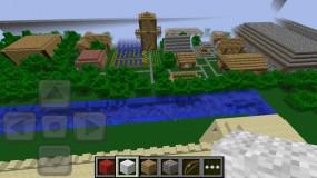 Обзор мира Minecraft Pocket Edition