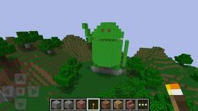 Minecraft Pocket Edition для любителей постройки