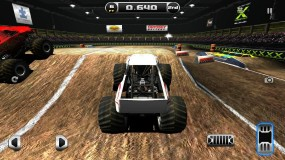 Гоночная игра Monster Truck Destruction