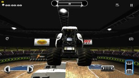 Полёт Monster Truck Destruction