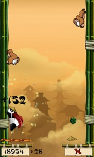 Аркада Panda Jump Seasons