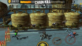 Shoot Many Robots для Android