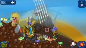 Сыграйте в Worms 2 Armageddon