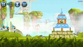 Аркада Angry Birds Star Wars 2