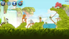 Новая часть Angry Birds Star Wars 2