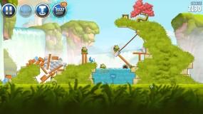 Новые возможности вместе с Angry Birds Star Wars 2