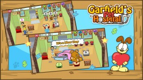 Garfields Pet Hospital для Android