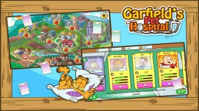 Игра Garfields Pet Hospital