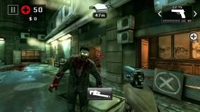 Берите в руки оружие и идите в бой против зомби в DEAD TRIGGER 2