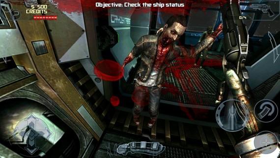 Нападение зомби в Dead Effect