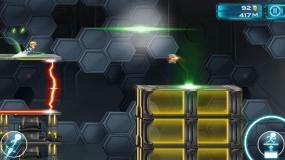 Интересная аркада Gravity Guy 2