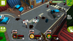 Hot Zomb для Android