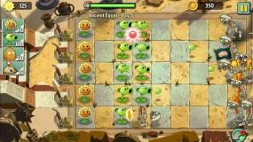 Уничтожайте зомби в Plants vs Zombies 2