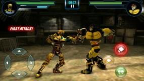 Создайте железного чемпиона Real Steel World Robot Boxing