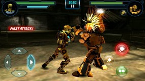 Жезелные бои Real Steel World Robot Boxing