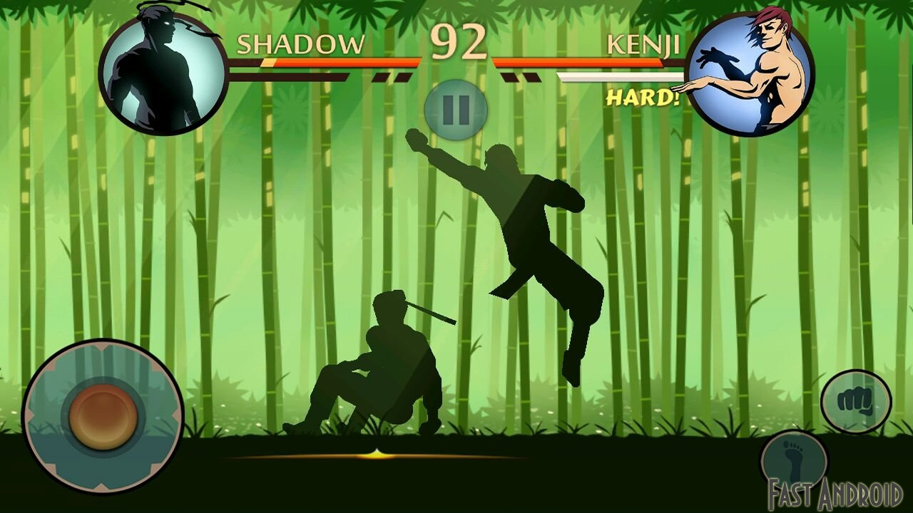 Shadow fight 2 на андроид скачать