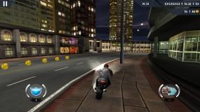 Погоня от полиции в игре Dhoom3 The Game
