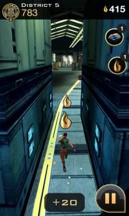 Hunger Games Panem Run для Android