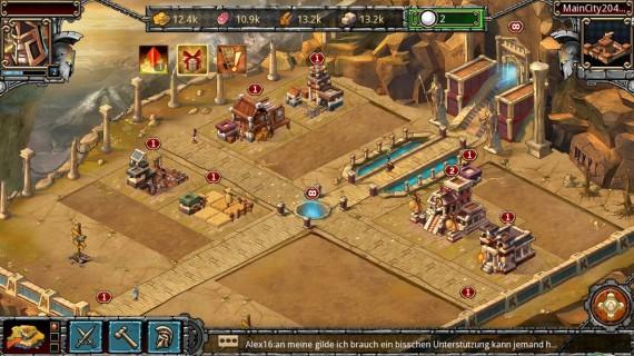 Многопользовательская игра Spartan Wars