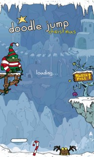 Аркада Doodle Jump Christmas