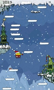 Doodle Jump Christmas для Android
