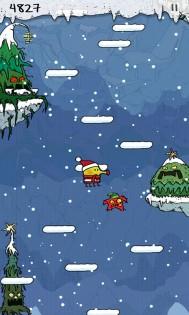 Doodle Jump Christmas для вашего смартфона