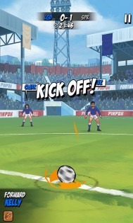 Игра Flick Kick Football Legends