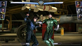 Игра Injustice Gods Among Us