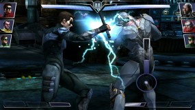 Injustice Gods Among Us для Android
