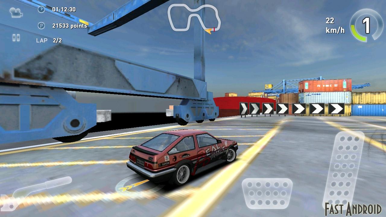 CarX Drift Racing на андроид - top-android.org