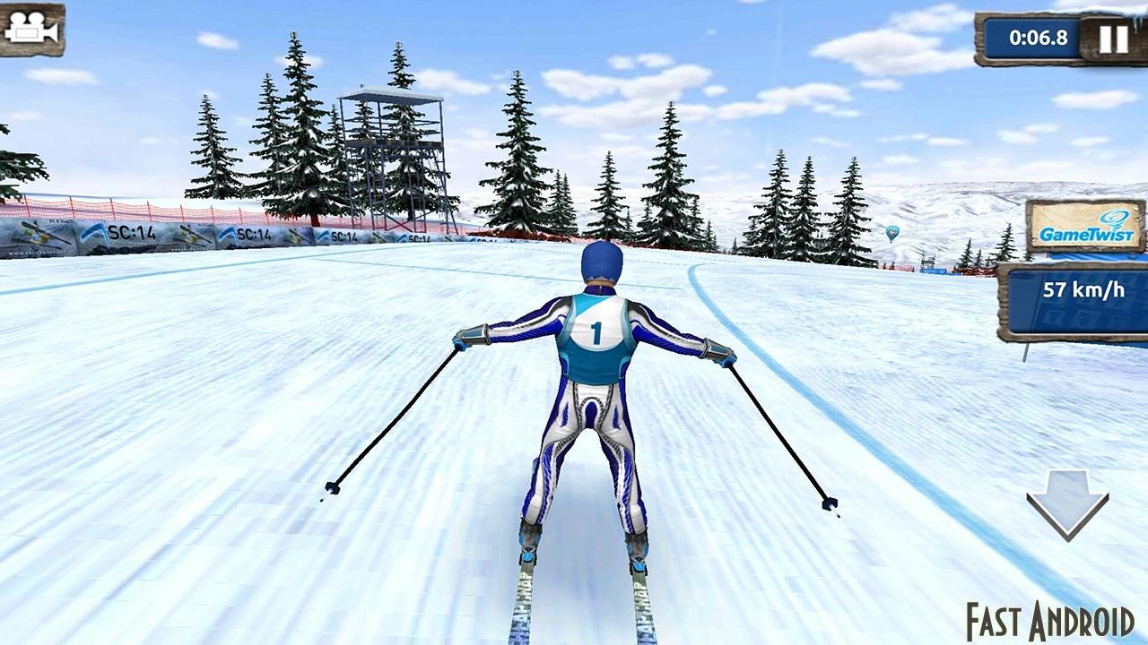 Ski Challenge 13 - droidtune.com