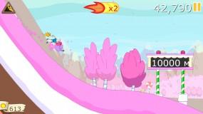 Аркада Ski Safari Adventure Time