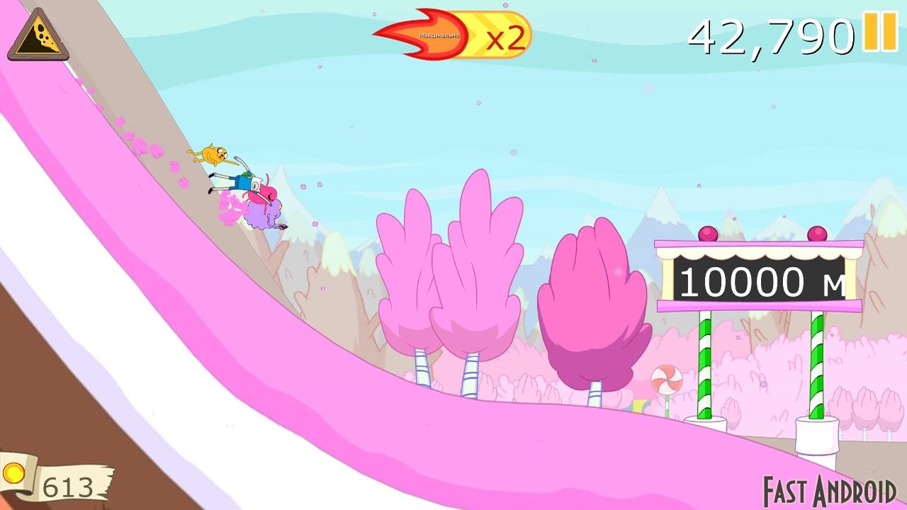 Ski Safari: Adventure Time Android » Скачать игры …
