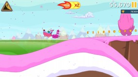 Ski Safari Adventure Time для Android