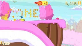 Ski Safari Adventure Time два хита
