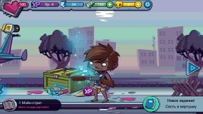 Игра ZOMBIES ATE MY FRIENDS