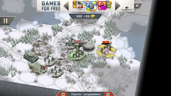 1941 Frozen Front для Android