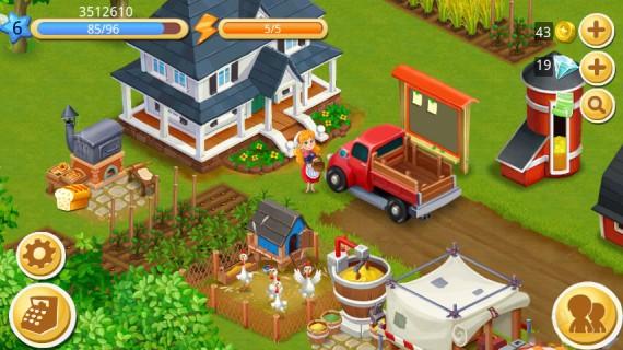 Аркада Happy Farm Candy Day
