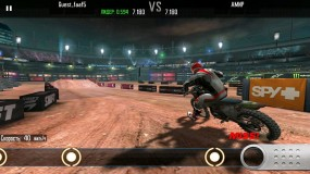 Игра MOTOCROSS MELTDOWN