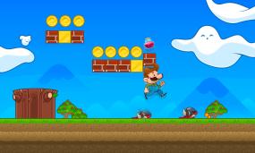 Mikes World аналог Super Mario