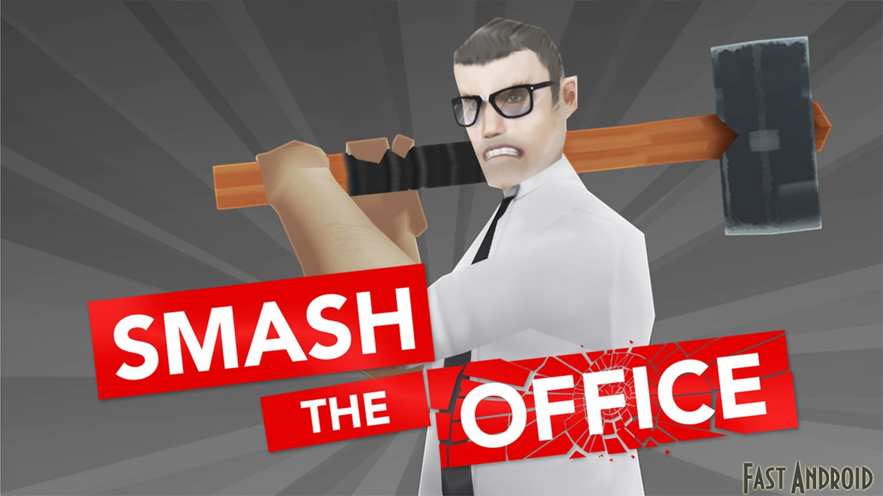 Smash the Office Stress Fix