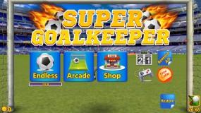 Игра Super Goalkeeper