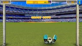 Super Goalkeeper отбейте все мячи