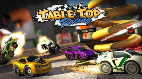 Table Top Racing