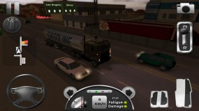 Truck Simulator 3D для Android