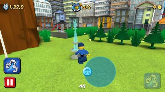 Аркада LEGO City My City