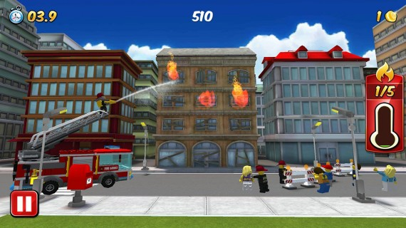LEGO City My City для Android